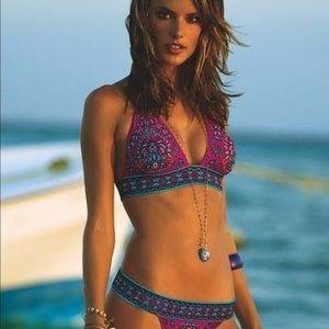 Victoria Secret pink boho bikini